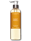 80050222CLR / Clarins Body Eau Ressourcante. Sweet Neroli Foaming Gel