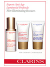 193281CLR / Clarins Vital Light Serum. Set